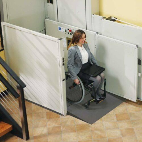 Vertical Platform Lift, Wheelchair Lift