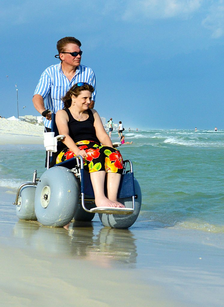 Beach Scooter