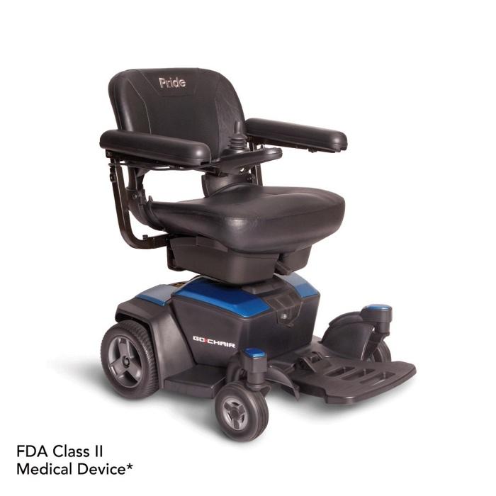 GC-1 Go Chair- GoChair--Sapphire-Blue