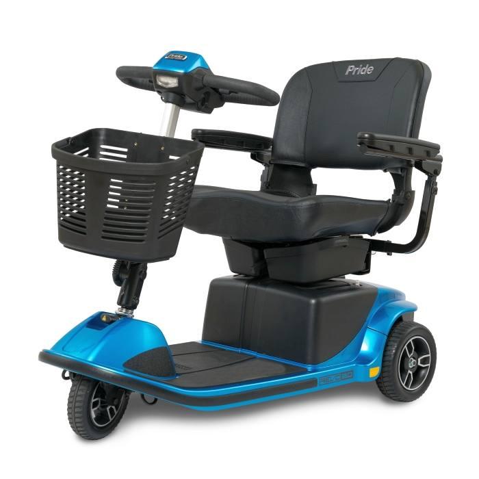 Revo2_3 Wheel_scooter