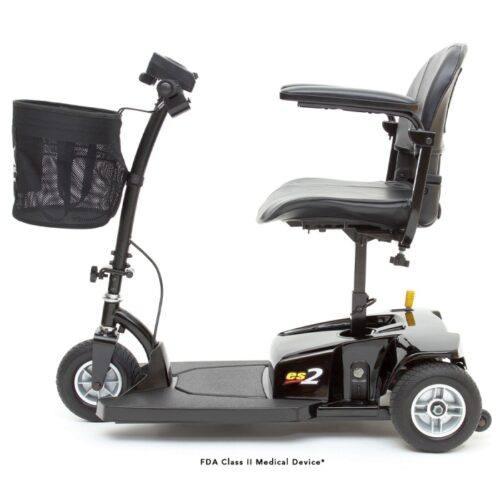 S81 - Go-Go-ES-2-3-Wheel-Left-Profile-Black