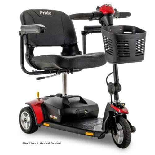 SC40E - Go-Go-Elite-Traveller-3-Wheel-12-Amp-Red