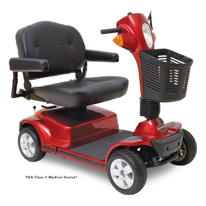 SC940 - Maxima-4-Wheel-Candy-Apple-Red-Right-Beauty