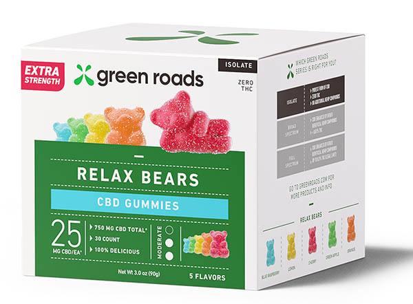 cbd greenroads gummies