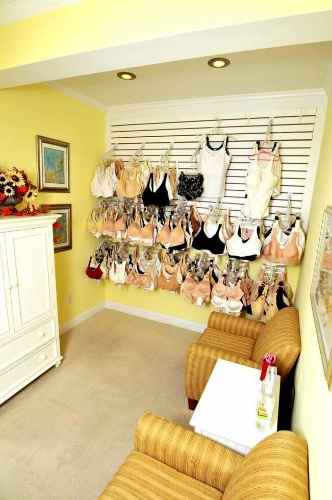 mastectomy products