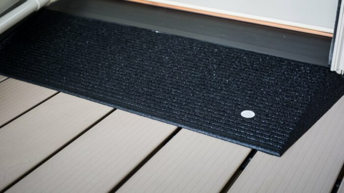 Transition Angled Entry Mat