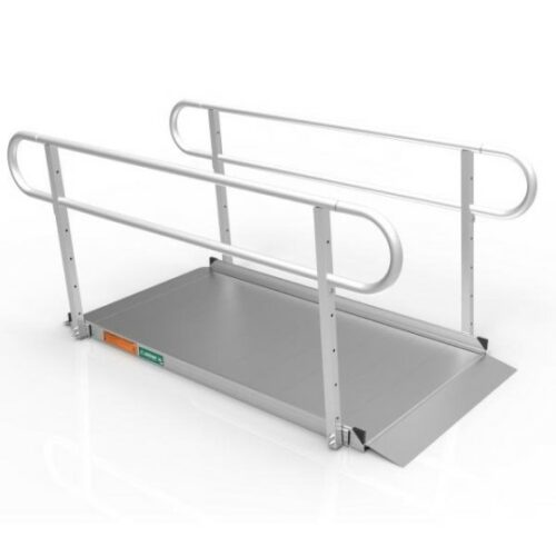 GATEWAY™ 3G Solid Surface Portable Ramp