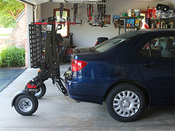 Bruno Chariot® Scooter Lift