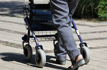 rollator-for independent living
